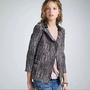 J.Crew Collection Contessa Double Breasted Jacket